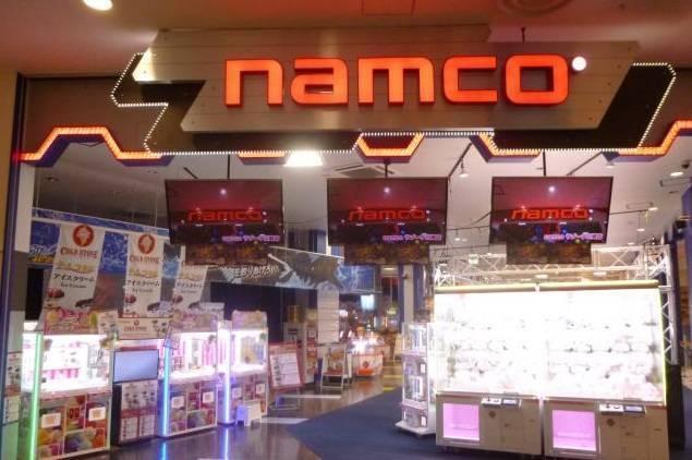 namcoイオンモール名取店 | ナムコ 「夢・遊び・感動」を。