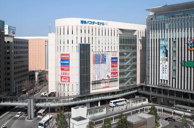 namco博多バスターミナル店   ゲームセンター   バンダイナムコアミューズメント「夢・遊び・感動」を。