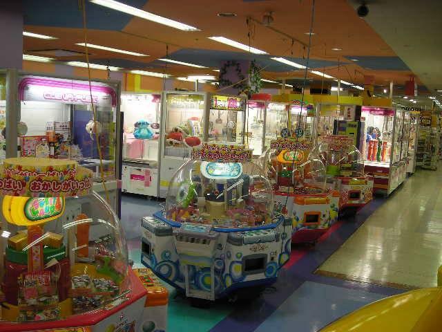 ゆめタウン平島店ゲームコーナー...