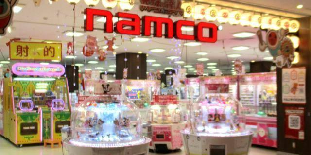 namcoイオンモールKYOTO店   ゲームセンター   バンダイナムコアミューズメント「夢・遊び・感動」を。