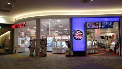 namcoイオンレイクタウン店   ゲームセンター   バンダイナムコアミューズメント「夢・遊び・感動」を。