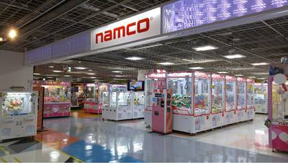 namco札幌エスタ店   ゲームセンター   バンダイナムコアミューズメント「夢・遊び・感動」を。