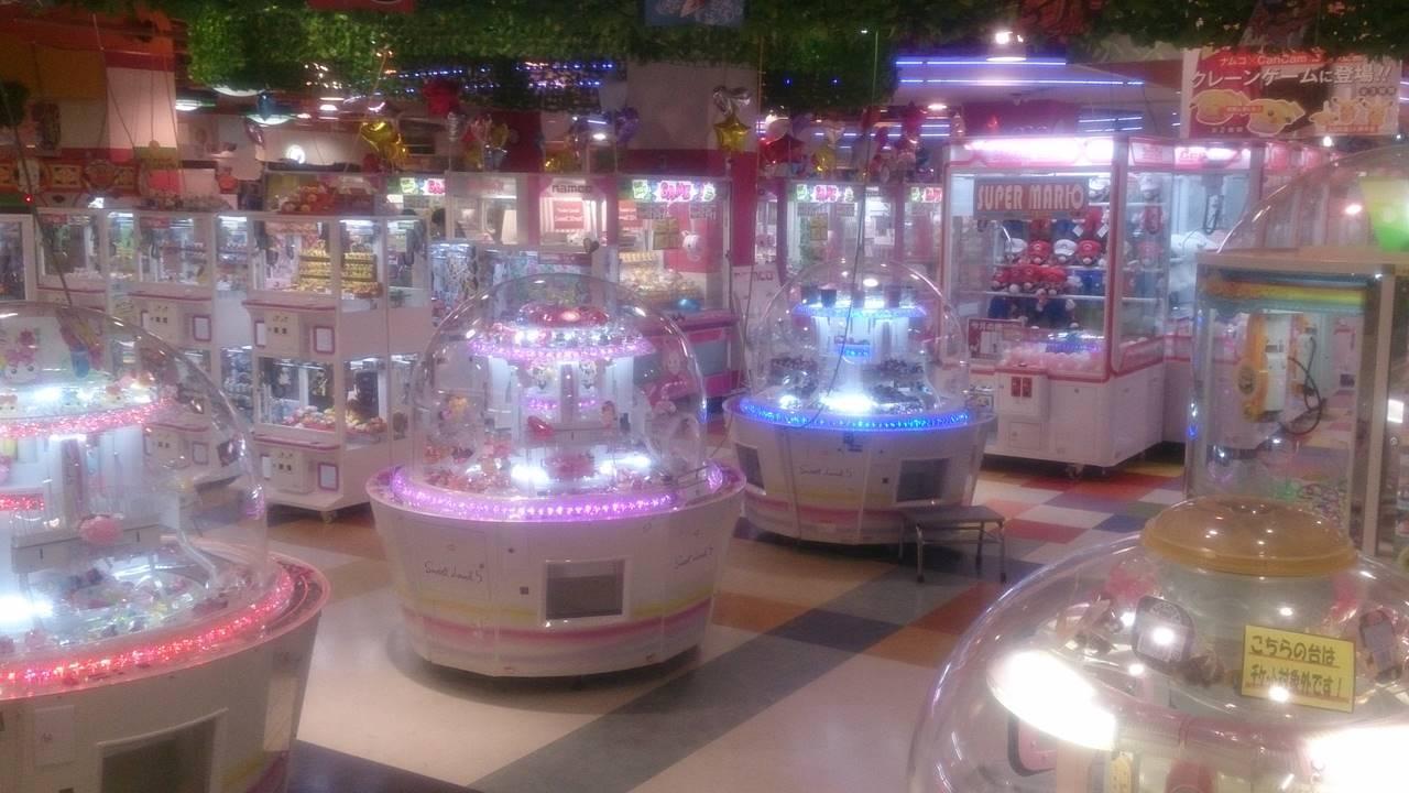 ゆめタウン高松店ゆめランド | ナムコ 「夢・遊び・感動」を。