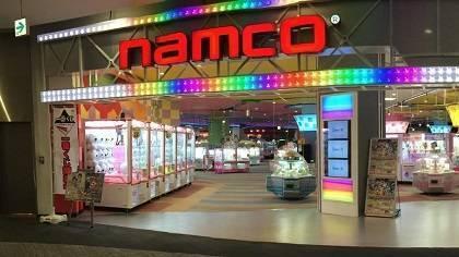 namco iiasつくば店   ゲームセンター   バンダイナムコアミューズメント「夢・遊び・感動」を。