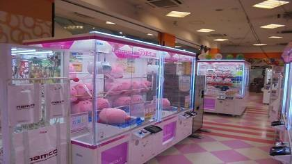 namco梅田店   ゲームセンター   バンダイナムコアミューズメント「夢・遊び・感動」を。