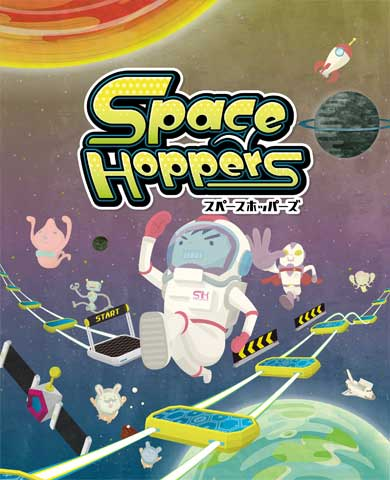 Space Hoppers image