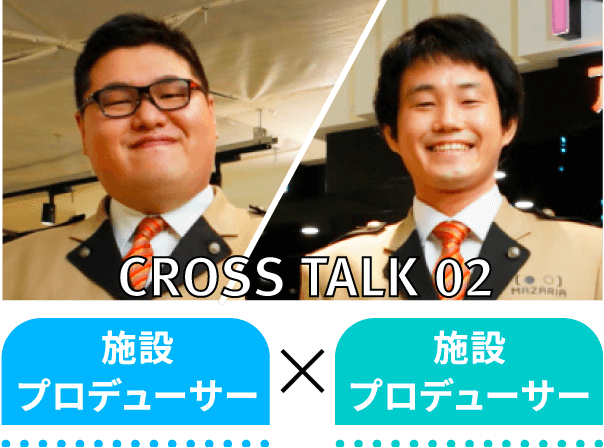 Cross Talk Mazaria